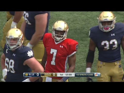 Notre Dame Spring Game 2017