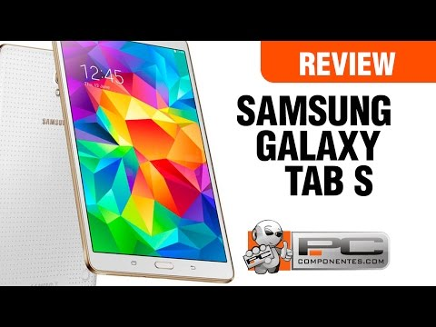 Samsung Galaxy Tab S 8.4 pulgadas - Review / unboxing
