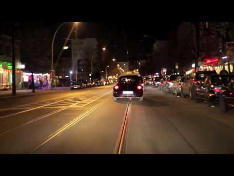 Canon 5D Mark II HD Test Video Berlin Night Drive.mov