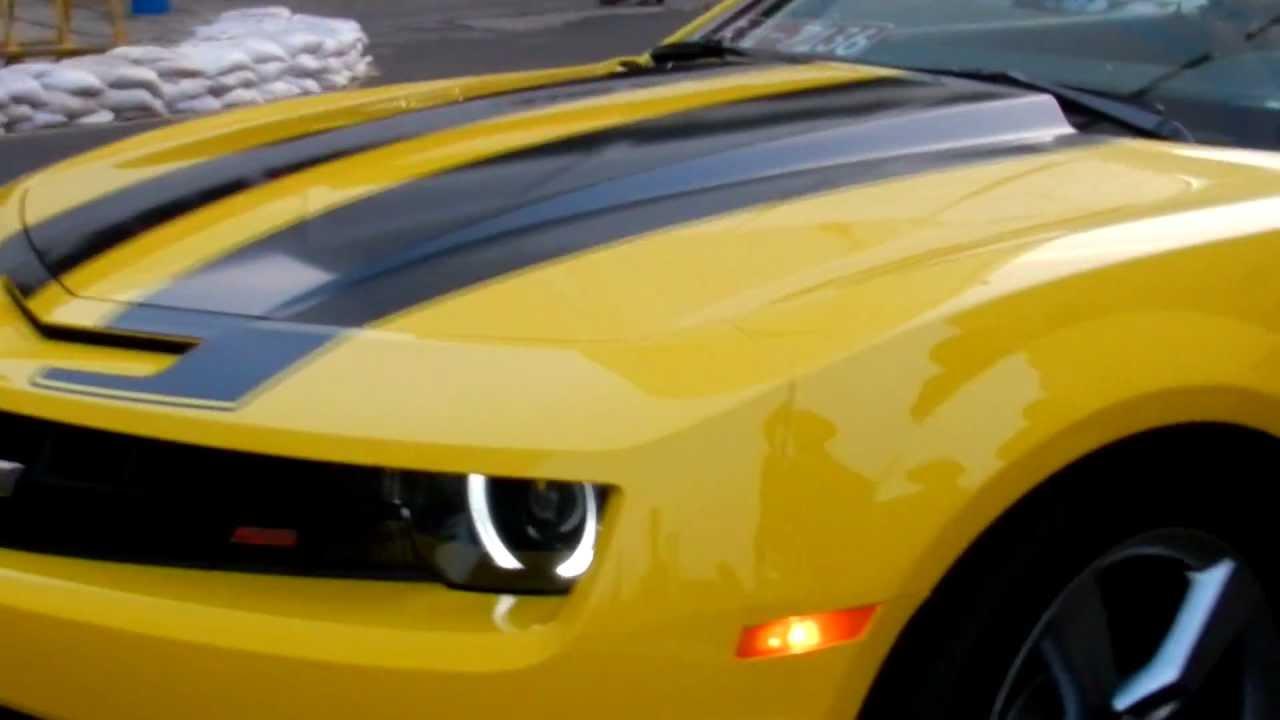 Chevrolet Camaro Bumblebee Sri Lanka Hd Youtube