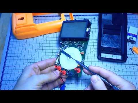 Устройство импульсного заряда/разряда АКБ на МК PIC (Эх |