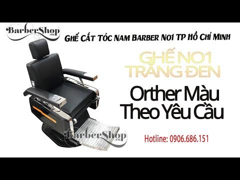 Ghế Cắt Tóc Nam Barber No1 TP Hồ Chí Minh