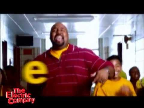 "James Iglehart - ""Silent 'e'"" Music Video (The Electric Company)"