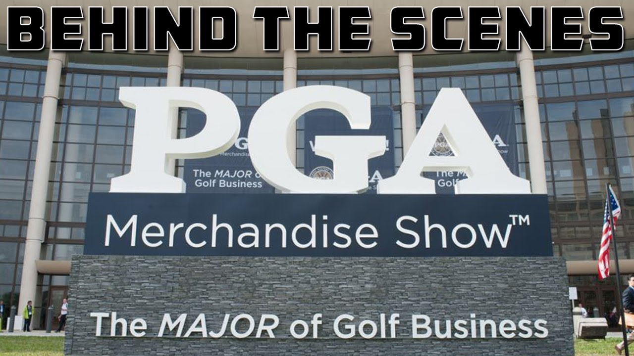 Pga Merchandise Show 2020.Behind The Scenes At The 2019 Pga Merchandise Show The