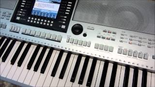 Синтезатор для педагогов - урок 6. Запись SONG без автоаккомпанемента.