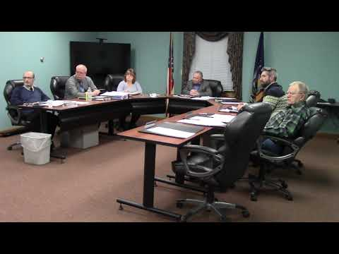 Champlain Town Board Meeting  2-12-19
