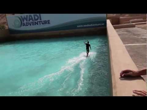 Wadi Adventure Kitesurfing - Keahi de Aboitiz