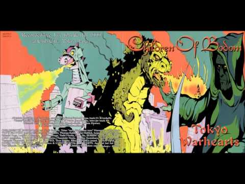 Children Of Bodom   Bed Of Razors Live (Tokyo Warhearts)
