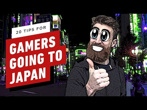 20 Essential Travel Tips for Gamers Going to Japan [2019] Mp3