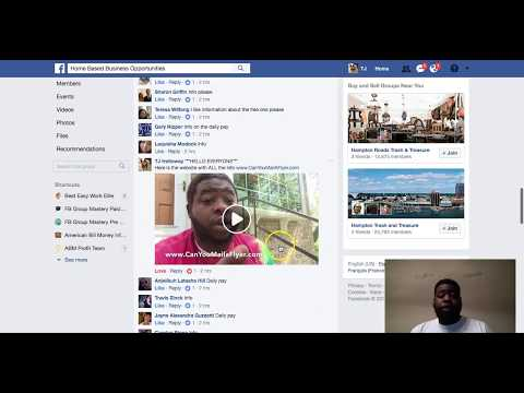 [Best Easy Work] Free Facebook Training | How To Get Leads On Facebook