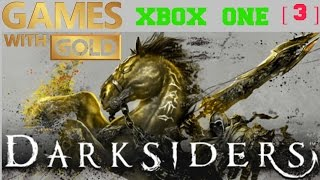 Games With Gold April 2017 Darksiders Xbox One / Xbox 360 Part Three