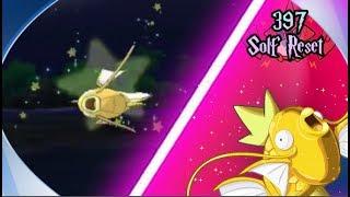 [Live] Magicarpe Shiny en 397 Pêche Reset sur Pokemon Ultra Lune