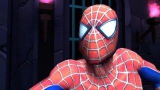 Spider-Man: Friend or Foe - Walkthrough Part 15 - Transylvania: Graveyard Path
