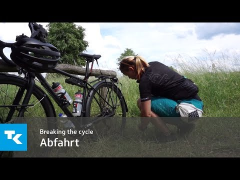 Breaking the cycle - Abfahrt