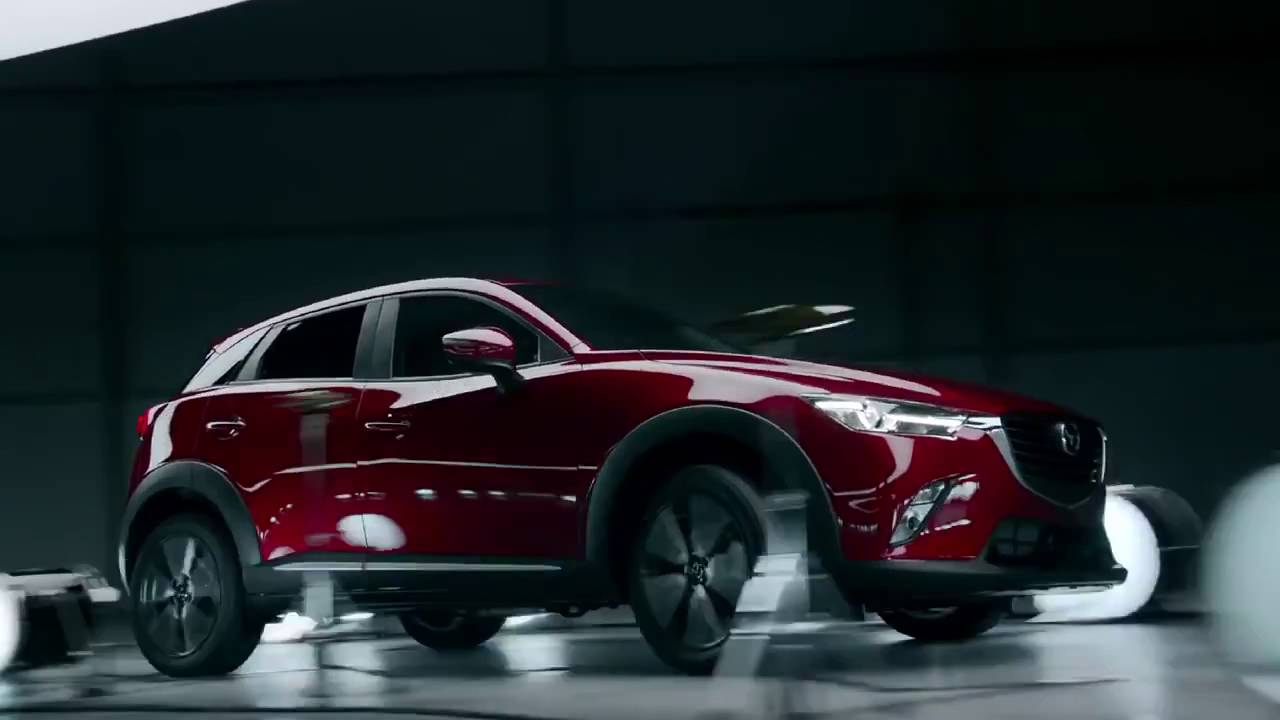 Mazda Cx 3 >> Mazda CX-3 Drums tv commercial ad 2015 HD • advert - YouTube