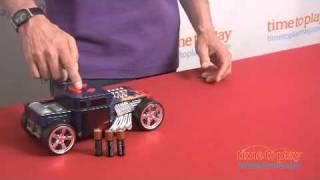 Hot Wheels Light Racer Bone Shaker from ToyQuest