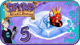 Spyro Attack of the Rhynocs - Part 5: Frozen Assets