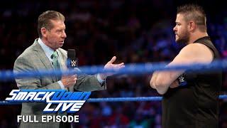 WWE SmackDown LIVE Full Episode, 12 September 2017