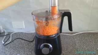 philips viva food processor hr7762 90 in action