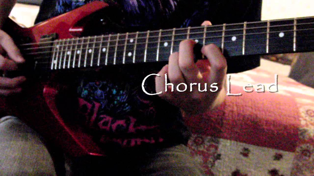 How to Play Shadow Moses by Bring Me The Horizon - Guitar Lesson with tabs - YouTube