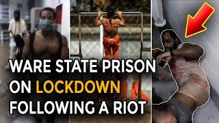 <b>Ware</b> County <b>State Prison</b> On Lockdown Following A Riot