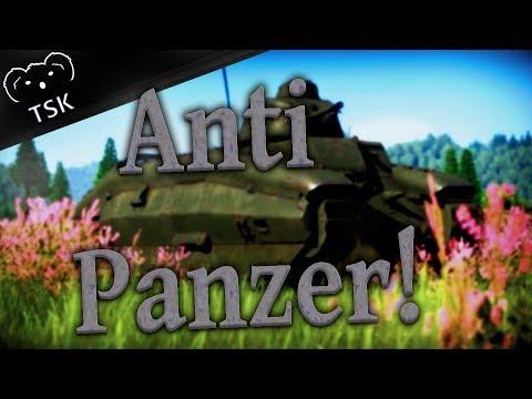 ANTI PANZER - Char B1 bis & B1 ter - (War Thunder Gameplay)