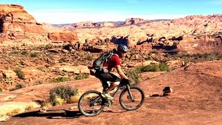 Captain Ahab Trail Mountain Biking | Moab, Utah