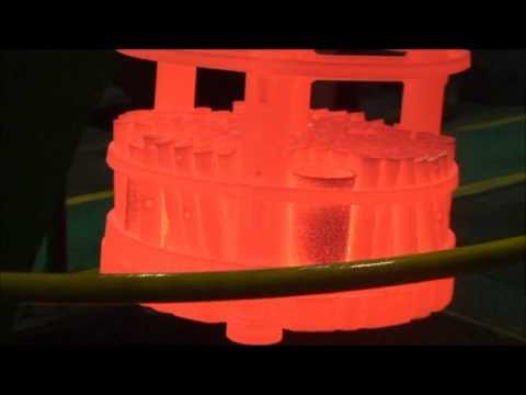 "Ductility and Toughness ""STEEL"" Grout Rebar Coupler for Seismic Beam, Column Dubai, Quatar"