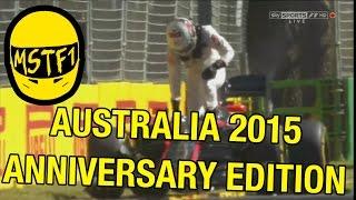 2015 Australian Grand Prix (Anniversary Edition) – Mystery Science Theater F1