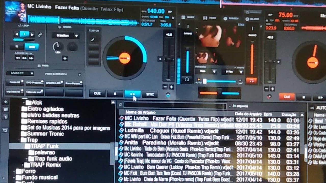 musicas para mixar no virtual dj