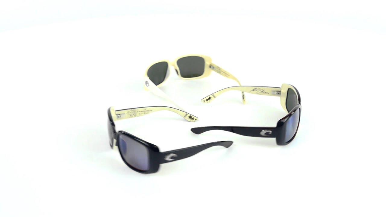 864cca7a38e48 Costa Del Mar Little Harbor Kenny Chesney Sunglasses - Polarized ...