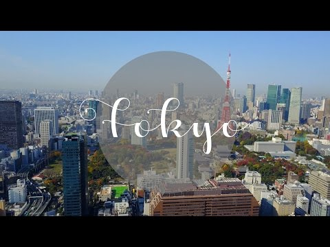 tokyo, japan // first impressions & guilty pleasures