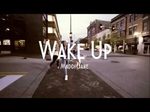Maddi Jane - Wake Up [Lyrics]