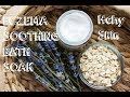 Oatmeal Bath for Eczema and Itchy Skin: Babies & Adults