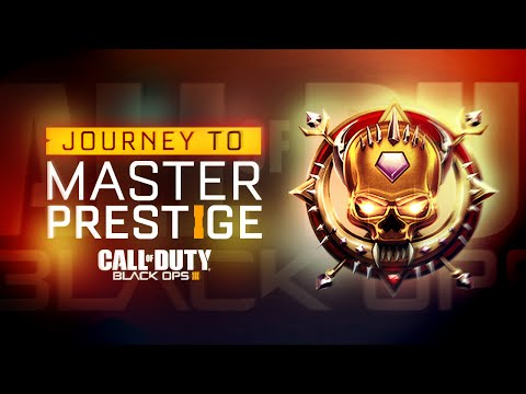 Journey to 10th Prestige! (Black Ops 3)