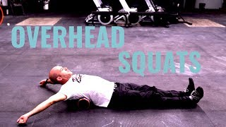 HOW TO IMPROVE OVERHEAD SQUATS (Paradiso Crossfit)