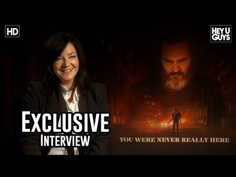 Lynne Ramsay - You Were Never Really Here Exclusive Interview