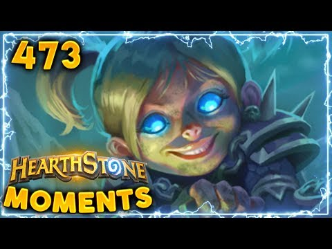 Unfair Elemental Interaction?? | Hearthstone Daily Moments Ep. 473