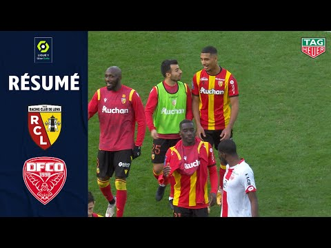 Lens Dijon Goals And Highlights