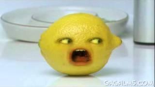 Надоедливый Апельсин Wazzup - Annoying Orange Wazzup (на русском)