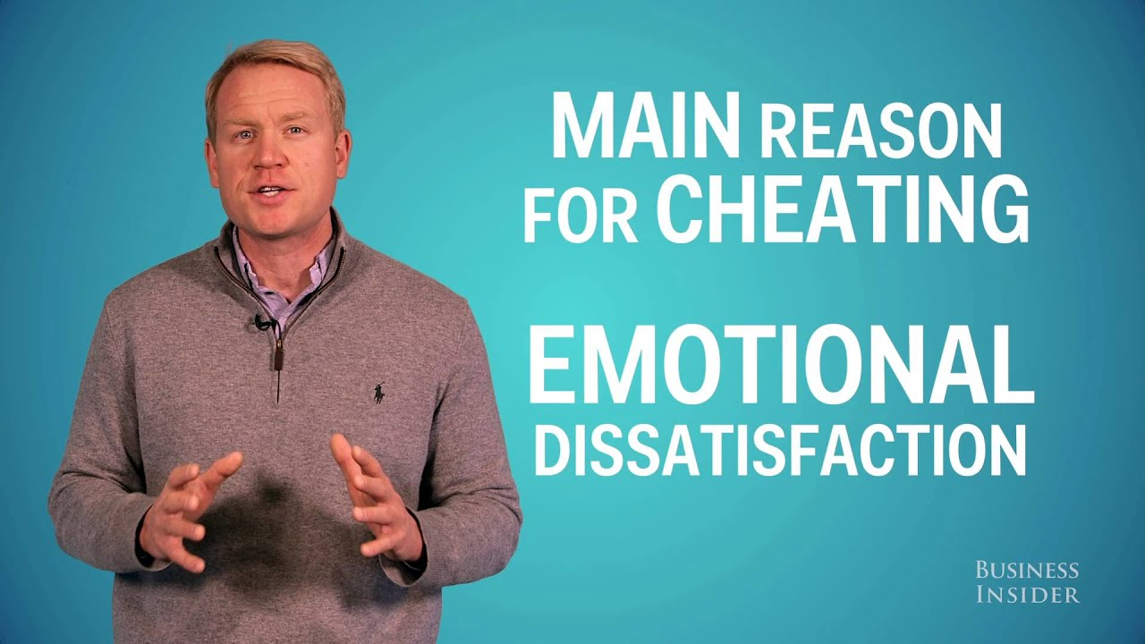 The Scary Reason Most Men Cheat | Intellectual Takeout