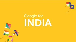 #GoogleForIndia 2019 - Keynote for Marketers