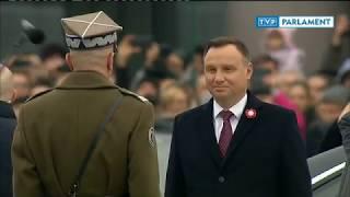 Święto Niepodległości 2018 - 100 lat Polski Niepodległej - całość obchodów