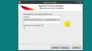 Instalacion de AppServ. PHP + Apache + MySQL+phpMyAdmin