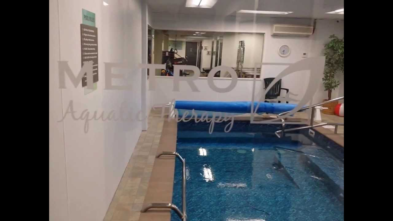 metro physical therapy aquatics garden city westbury ny 11530 youtube