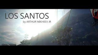 Beautiful Los Santos (GTA V PS4)