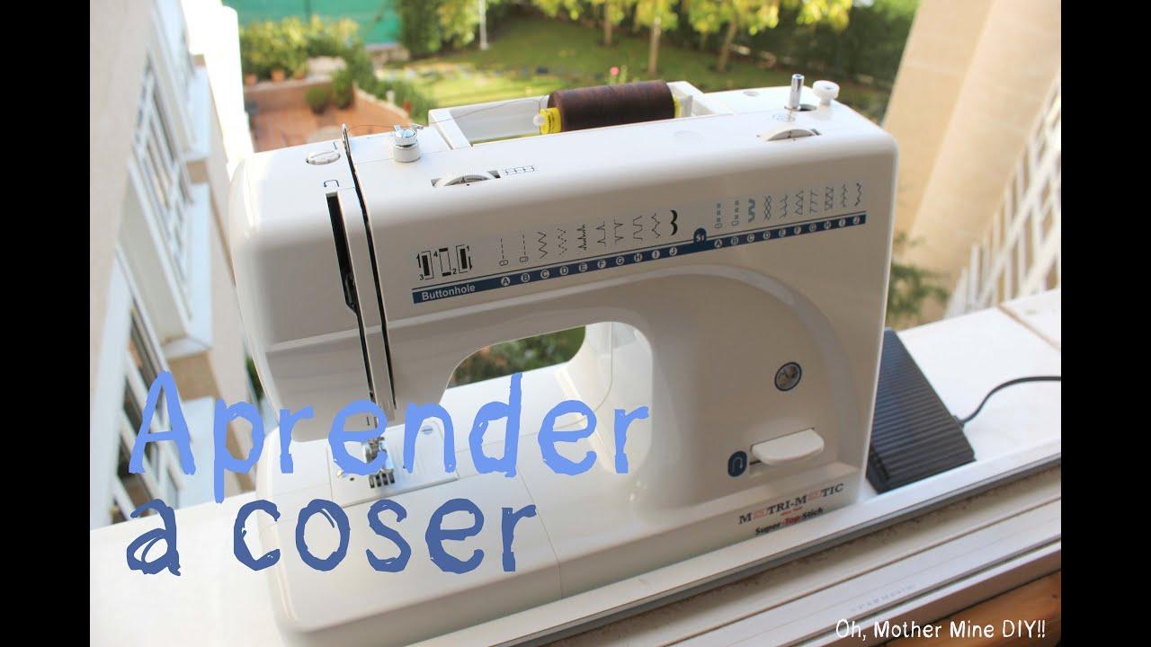 Clases de costura: Las partes de la máquina de coser + Consejos para ...