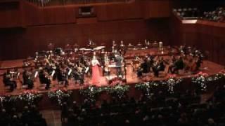 Weber Clarinet Concerto No.1, I. Allegro moderato - Sabine Grofmeier, clarinet