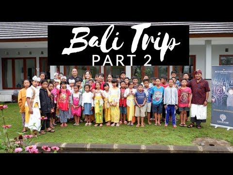 DeeGlitz Goes Bali: A Visit to Sanggar Bedugul Education Centre (Part 2)