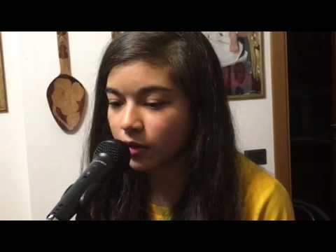 Hello Sang By Adelle Sang By Analisa Giliberto Quintana 13 Yo Half Italian Filipina